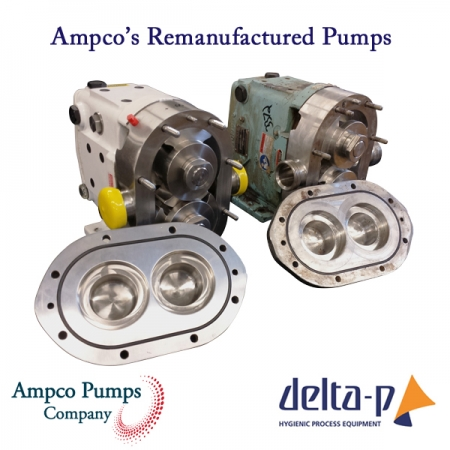 Cost Saving Advantages of Ampco's Remanufacturing Program